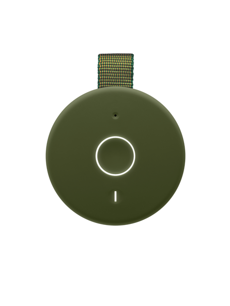 Ultimate Ears Boom 3 - Forest Green magic button
