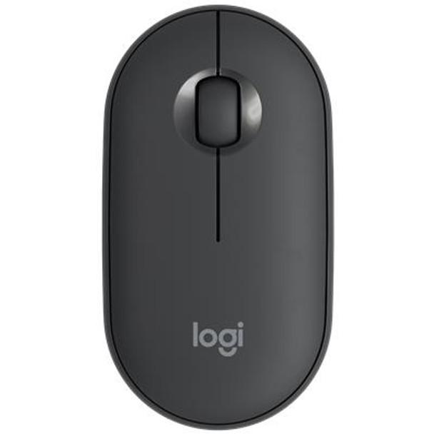 Logitech M350 Pebble Wireless Mouse Graphite