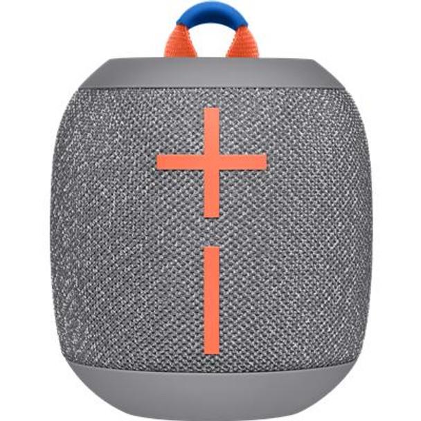 Ultimate Ears Wonderboom 2 Portable Bluetooth Speaker Crushed Ice Grey
