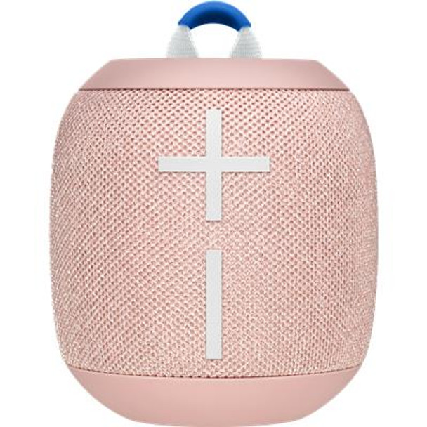 Ultimate Ears Wonderboom 2 Portable Bluetooth Speaker Just Peach