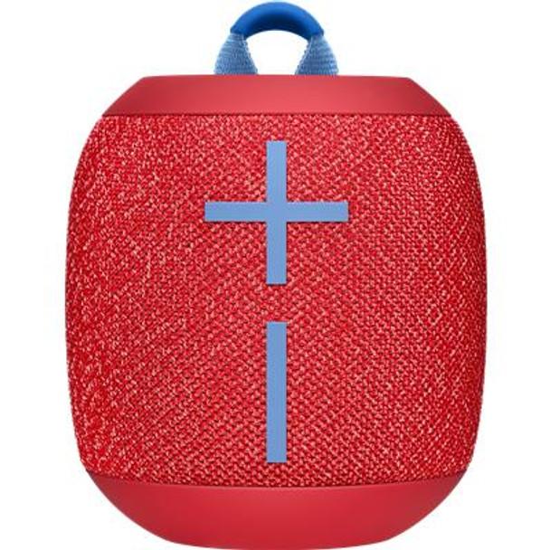 Ultimate Ears Wonderboom 2 Portable Bluetooth Speaker Radical Red
