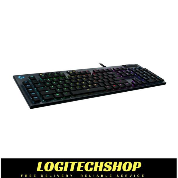 Logitech G815 LIGHTSYNC RGB Mechanical Gaming Keyboard