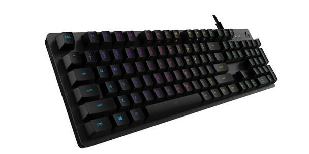 Logitech G512 Mechanical Gaming Keyboard GX Red Linear