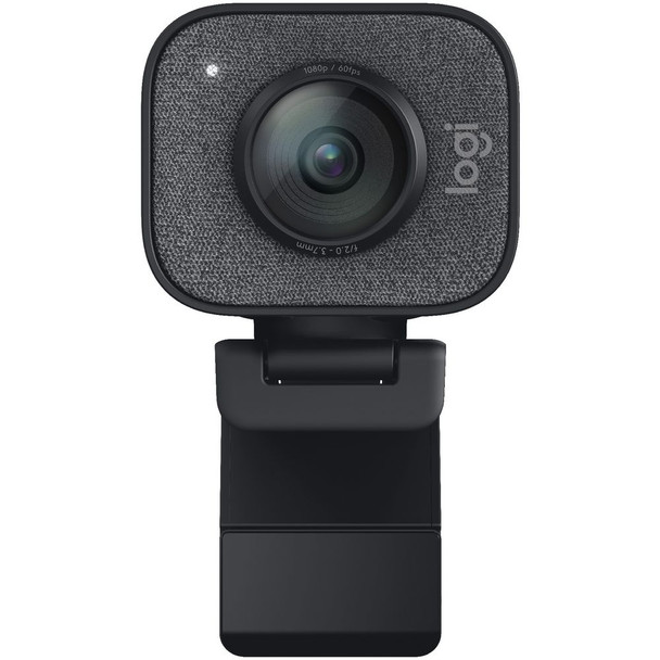 Logitech Full HD StreamCam Black