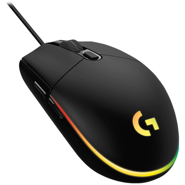 Logitech G203 Lightsync Gaming Mouse Graphite
