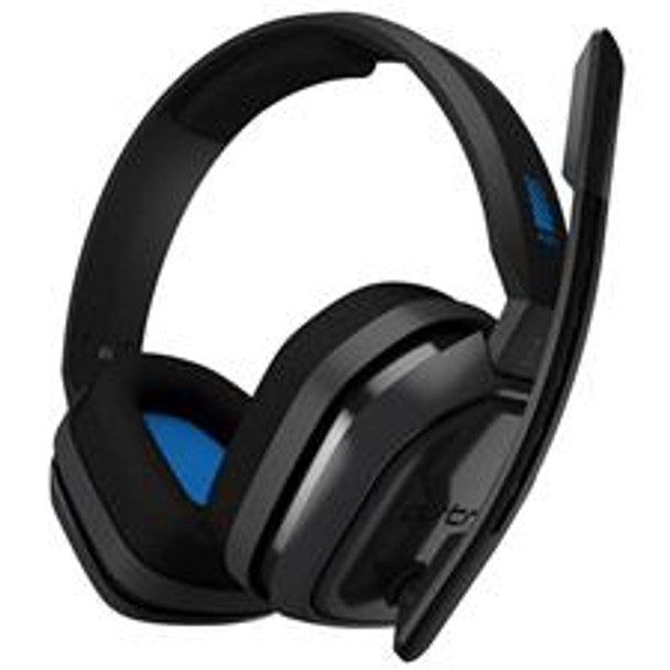 Astro Gaming A10 Wired Headset PS4/Mobile/Xbox One- Grey/Blue
