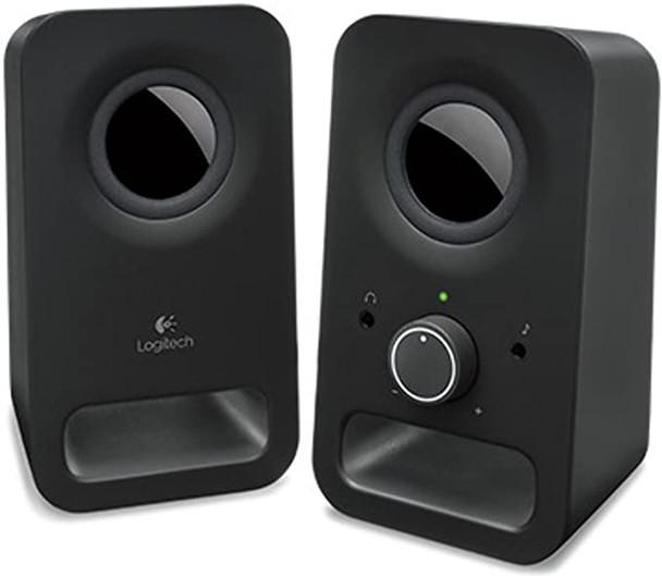 Logitech Z150 Stereo Speakers Black