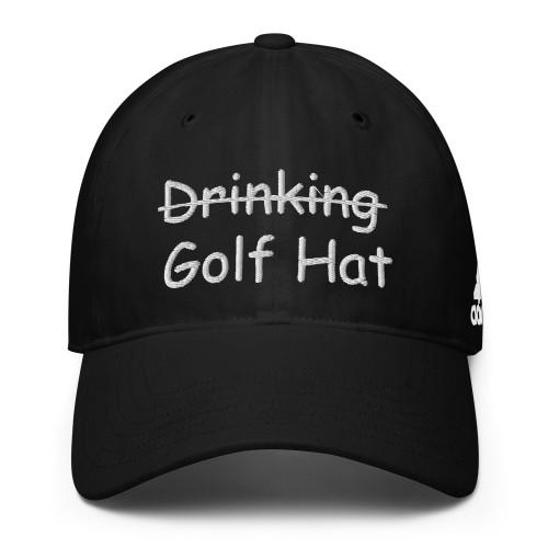 Golf Hat - White