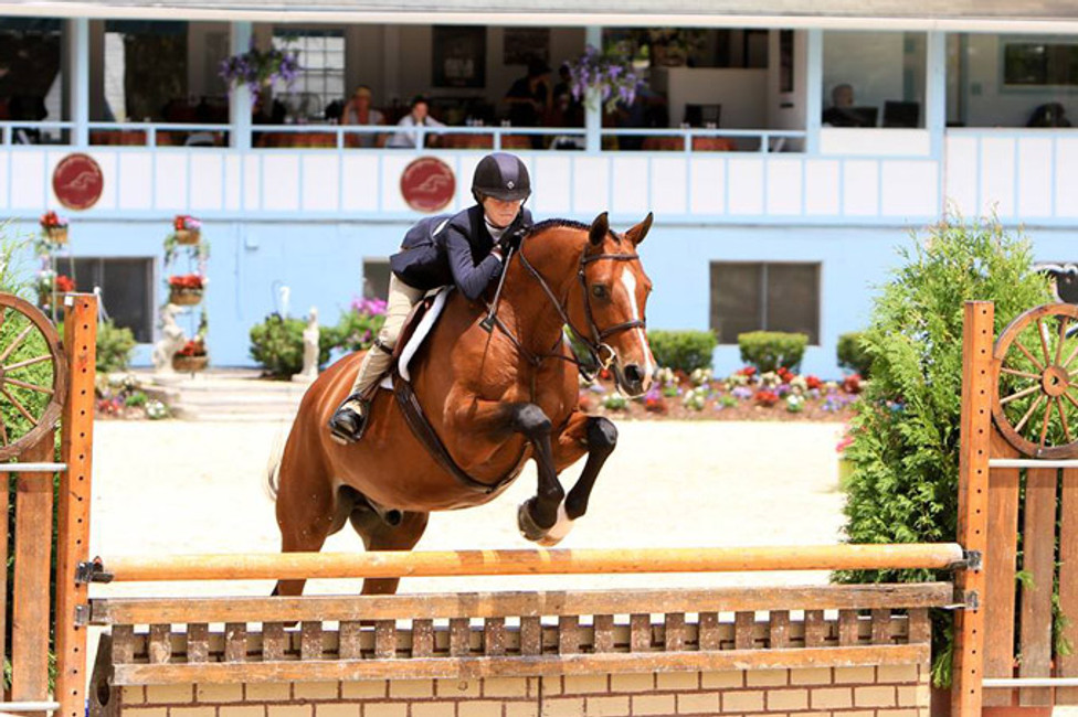 Preventing Disease While at Equestrian Events