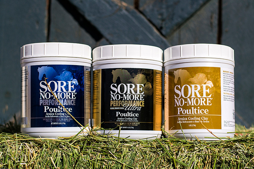 Differences Between Sore No-More Products