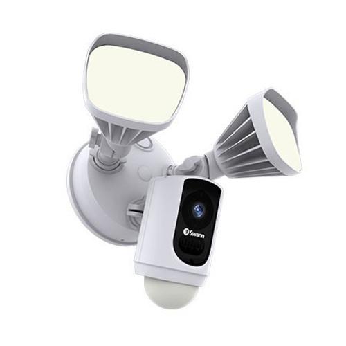 SWANN Floodlight Security Camera SWWHD-FLOCAMW