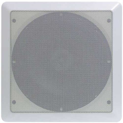 6.5'' Two-Way In-Ceiling Speaker System PDIC65SQ