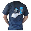 "Microfiber Madness: T-shirt ""Proud Clown"" (Extra Large)"