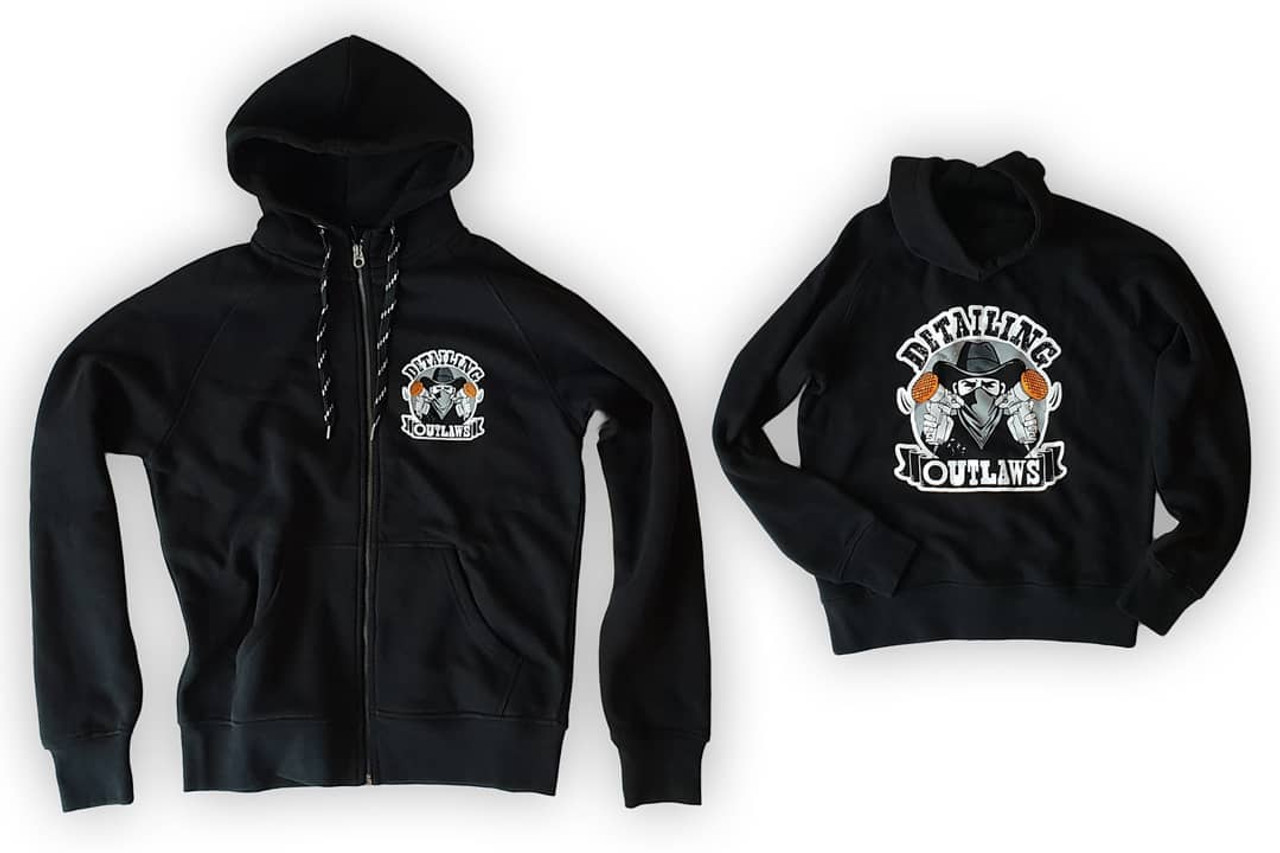 Detailing Outlaws Premium Hoodie (Extra Large) *New