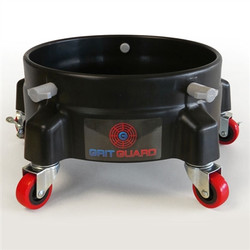 Grit Guard 5 Caster Bucket Dolly
