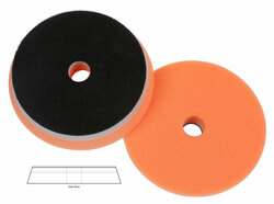 Lake Country HDO Orange Polishing Pad - 6 1/2""