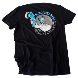 """Microfiber Madness: T-shirt """"OUTLAW"""" (XL)"""