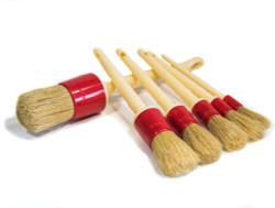 RaceGlaze Complete Brush Set (RG-CBS6)