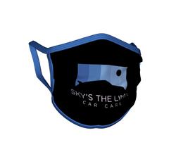 Sky's the Limit Face Mask