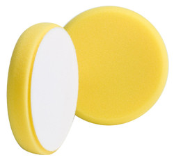 "6 1/4"" Buff and Shine Yellow Heavy Cutting Pad"
