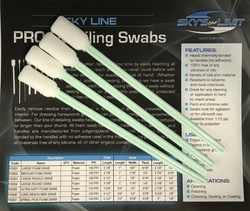 Medium Foam Swabs