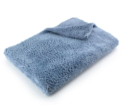 "CarPro Grey BOA 500gsm Wheel Towel - 16"" x 24"""