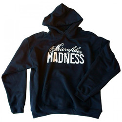 """Microfiber Madness: Hoodie """"Character"""" (Extra Large)"""