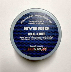 RaceGlaze Hybrid Blue Wax 200ml