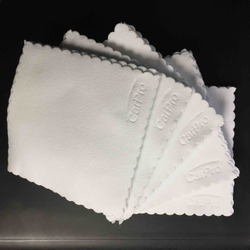 "CarPro 50 PACK Suede MicroFiber Applicator (4""x4"")"