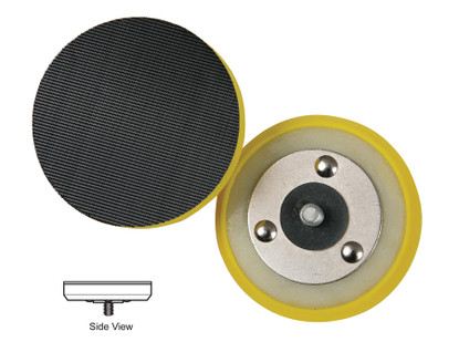Flexible Backing Plate: Dual Action - 3""