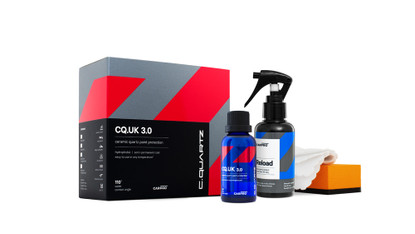 CQuartz UK 3.0 50ml Kit w/ Reload