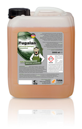 TUGA Universal Cleaner Concentrate 5 Liter