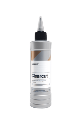 CarPro ClearCut Compound 250 ml (8oz)