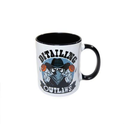 Detailing Outlaws Coffee Mug