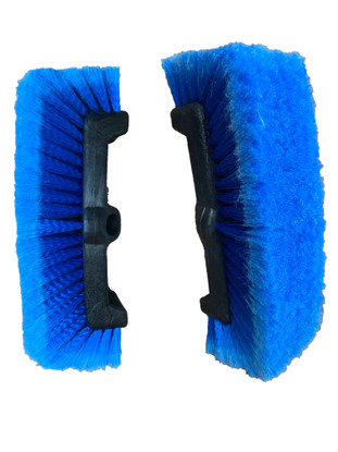 Scholl Concepts Marine Blue Streak Cleaning Brush (Brush Only)