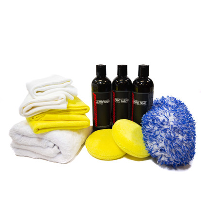 Wash & Protect Kit