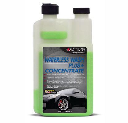 Ultima Waterless Wash Plus Concentrate - 16 oz.