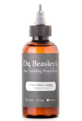 Dr. Beasley's Matte Paint Coating - 4 oz *New*