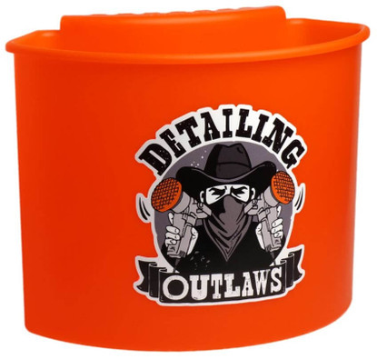 Detailing Outlaws Buckanizer - Neon Orange *New*
