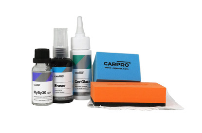 CarPro FlyBy30 Windshield Coating FULL KIT - 20ml