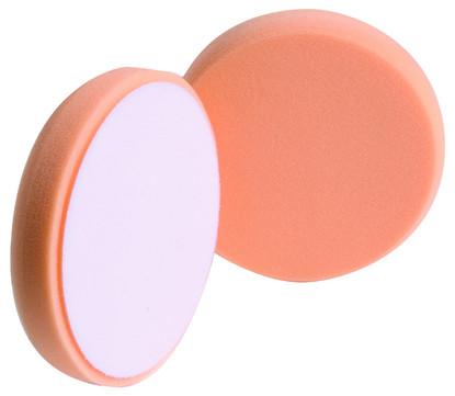 "6 1/4"" Buff and Shine Orange Medium Cutting Pad"