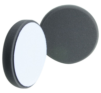 "6 1/4"" Buff and Shine Black Finishing Pad"