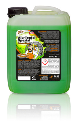 TUGA Devil Special Wheel Cleaner 5 Liter