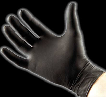BlackSeal Medium Nitrile Gloves