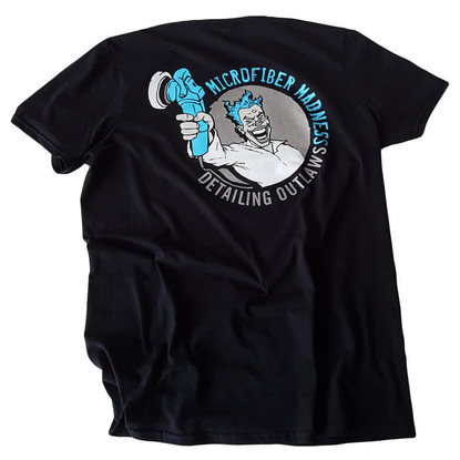 "Microfiber Madness: T-shirt ""OUTLAW"" (L)"