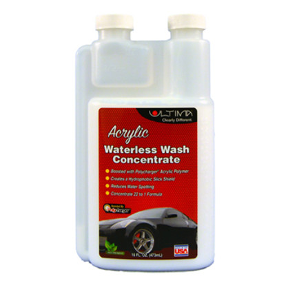 Ultima Acrylic Waterless Wash Concentrate 16 oz.