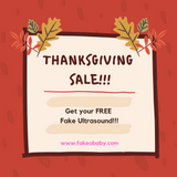 Thanksgiving Sale!!!