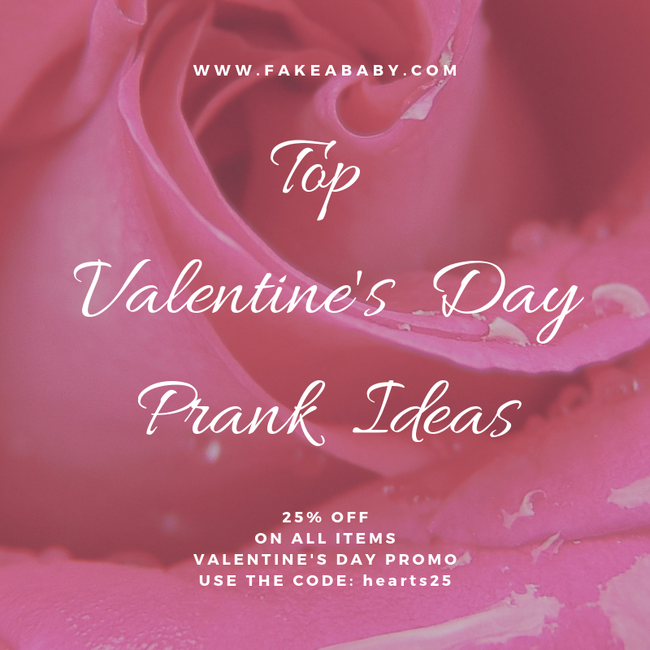 Top Valentine's Day Prank Ideas