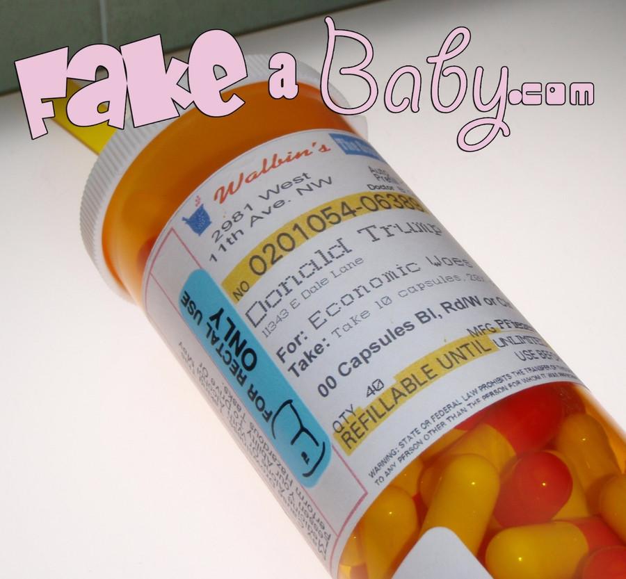 Fake Prescription Drug Bottle Fake Drug Bottle