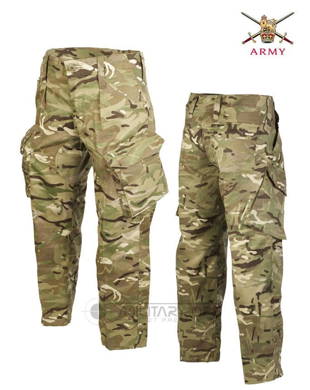 d00c25f4a0f4b British Army PCS MTP Trousers (G1) - MilitaryOps Ltd